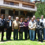 Participantes de la asamblea general - Cedepas